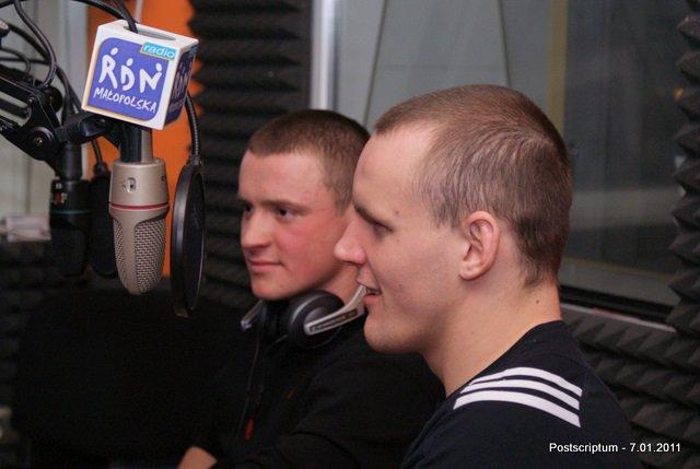 Wywiad w Radio RDN Małopolska