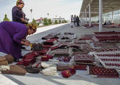 TURKMENISTAM-PUSTYNIA W TURKMENISTANIE-KAROL KLESZYK-WYPRAWY ROWEREM (42)