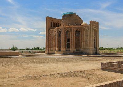 TURKMENISTAM-PUSTYNIA W TURKMENISTANIE-KAROL KLESZYK-WYPRAWY ROWEREM (5)