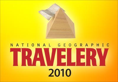 Nominacja National Geographic Travelery wyprawy przez Gobi do Podróży Roku 2010