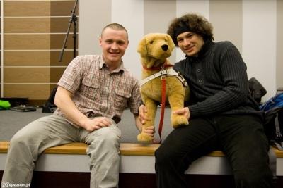 Wyprawy rowerem na koncercie charytatywnym na rzecz Fundacji Labrador