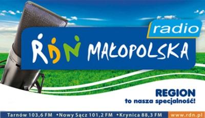 Wyprawy rowerem w radiu RDN Małopolska