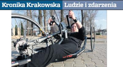 Na rowerze bez granic – Dziennik Polski o wyprawie w góry Sierra Nevada