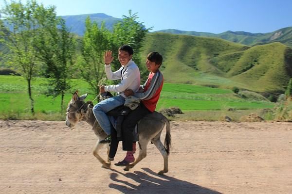 Foto z wyprawy do Kirgizji