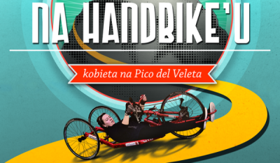 wyprawa rowerowa sierra nevada, wyprawy rowerowe, podórże rowerowe hiszpania, handbikeau , karina jasińska, karol kleszyk, szymon świrta, artur kania